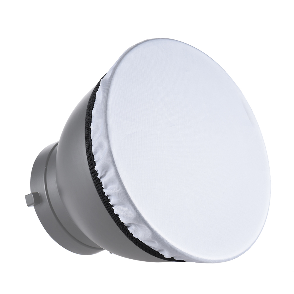"""Studio Lighting Diffuser: Photography Light Soft White Diffuser Cloth For 7"""" 180mm"""
