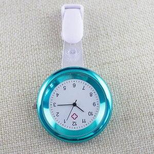Nurse Watch Brooch Silicone Cl