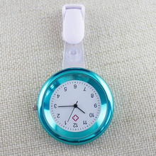 56e165a51 Nurse Watch Brooch Silicone Clip Infection Control Design Nurse Doctor  Paramedic Brooch Fob Watch QL Sale