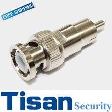 10pcs High quality JR-B19 male cctv BNC connector for cctv minitor system
