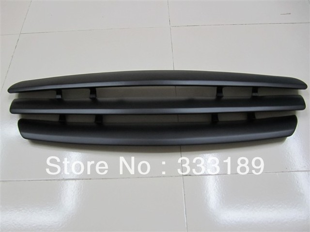 Mesh Grille Grills Car Front Grille For Mercedes-Benz ML320 ML350 ML430 ML500 ML550 Carbon Fiber Materials