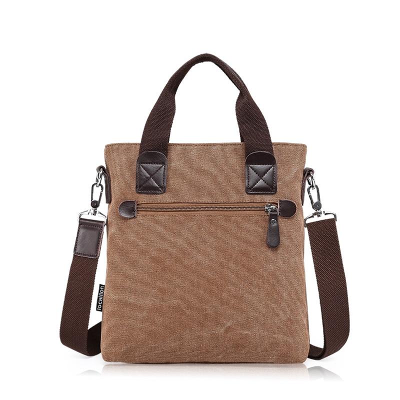 Local Lion Classic Vintage Messenger Bag Men Canvas Shoulder Crossbody Sport Bags Good Quality Traveling Outdoor Activities Bags
