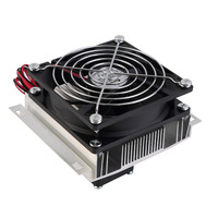 2015 New Thermoelectric Peltier Refrigeration Cooling System Kit Cooler Free Shipping