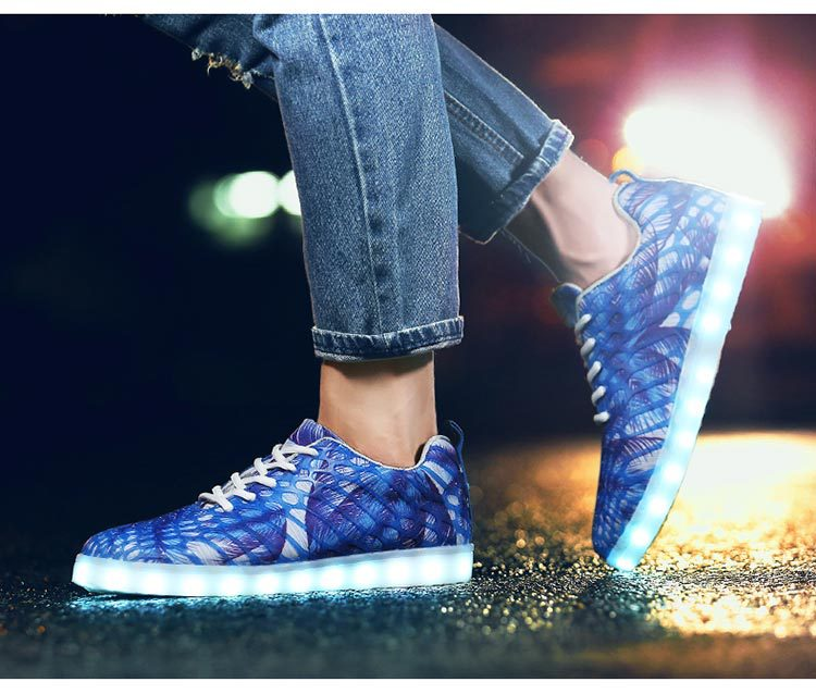 Led Sneakers Mistery 4