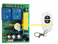 AC 220 V 2 Channel Wireless Remote Control Switch 1 Receiver 1 Transmitter New