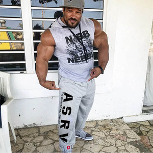 Image 5 - Mens Joggers Casual Pants Fitness Men Sportswear Tracksuit Bottoms Skinny Sweatpants Trousers Black  Jogger Track Pants