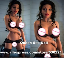 2016 NEW 155cm Top quality life size sex dolls big breast, full silicone love doll, adult real sexy dolls with pussy anal oral
