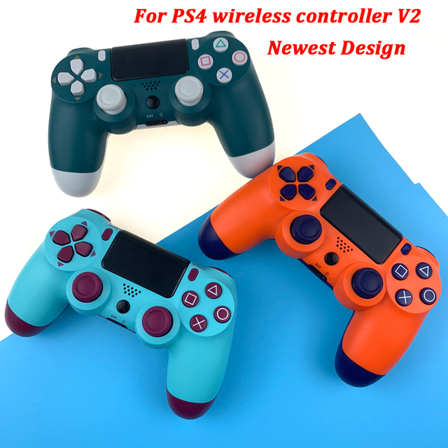 Wireless Bluetooth Game controller for Sony PS4 Dual Shock Vibration Joystick Gamepads for PS3 Console for PlayStation 4