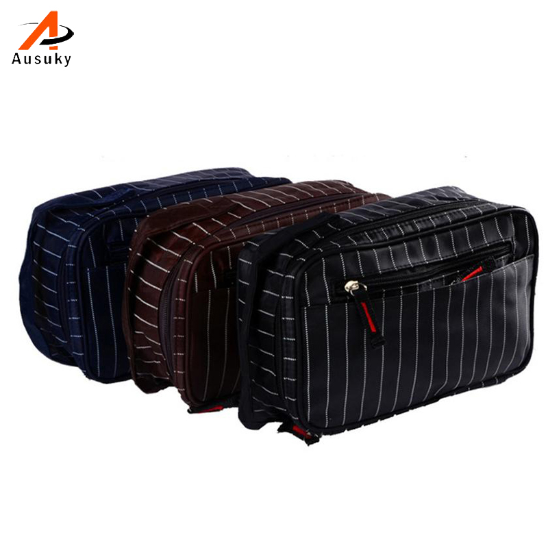 2017 New Design Man Unisex Portable Cosmetic Bag Travel Organizer Bag Trousse De Maquillage Necessaire Women Toiletry Kits 45