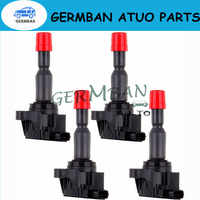 4PCS/LOT Ignition Coils Pack Fit for Honda 07-08 FIT 1.5L No#30520-PWC-003 CM11-110 30520PWC003 30520-PWC-003