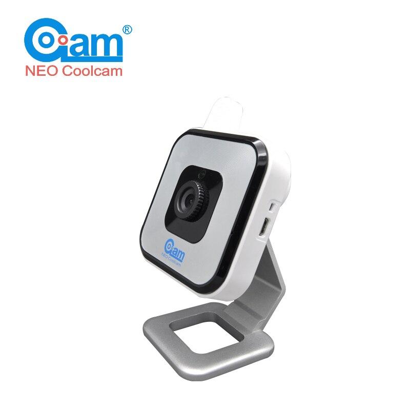 Coolcam nip-28fx Мини Симпатичные 720 P Камера IP Wi-Fi Беспроводной IP Камера сети Беспроводной видеонаблюдения Камера P2P ...