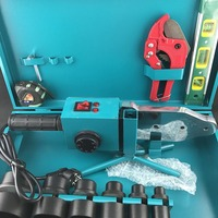 A New AC 220V 1500W 20 63mm soldering iron for plastic pipes, PPR PIPE WELDING