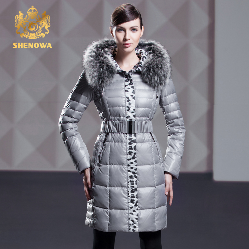 2016 new hot winter Thicken Warm woman Down jacket Coat Parkas Outerwear Hooded Raccoon Fur collar long Luxury plus size 3XXXL 2016 new hot winter thicken warm woman cotton padded wadded jacket coat parkas outerwear hooded fur collar long plus size 3xxxl