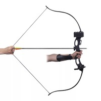 VidaXL Recurve Bow With Accessories Precisely Designed Recurve Bow For Outdoor Hunting 90846