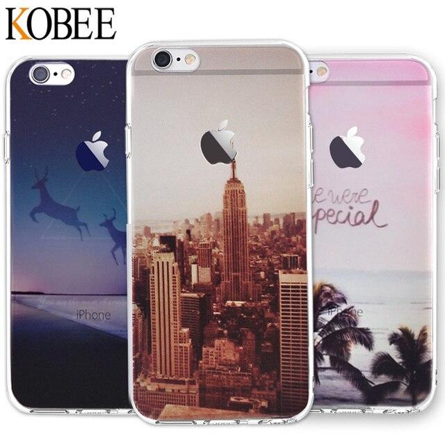 coque iphone 6 landscape