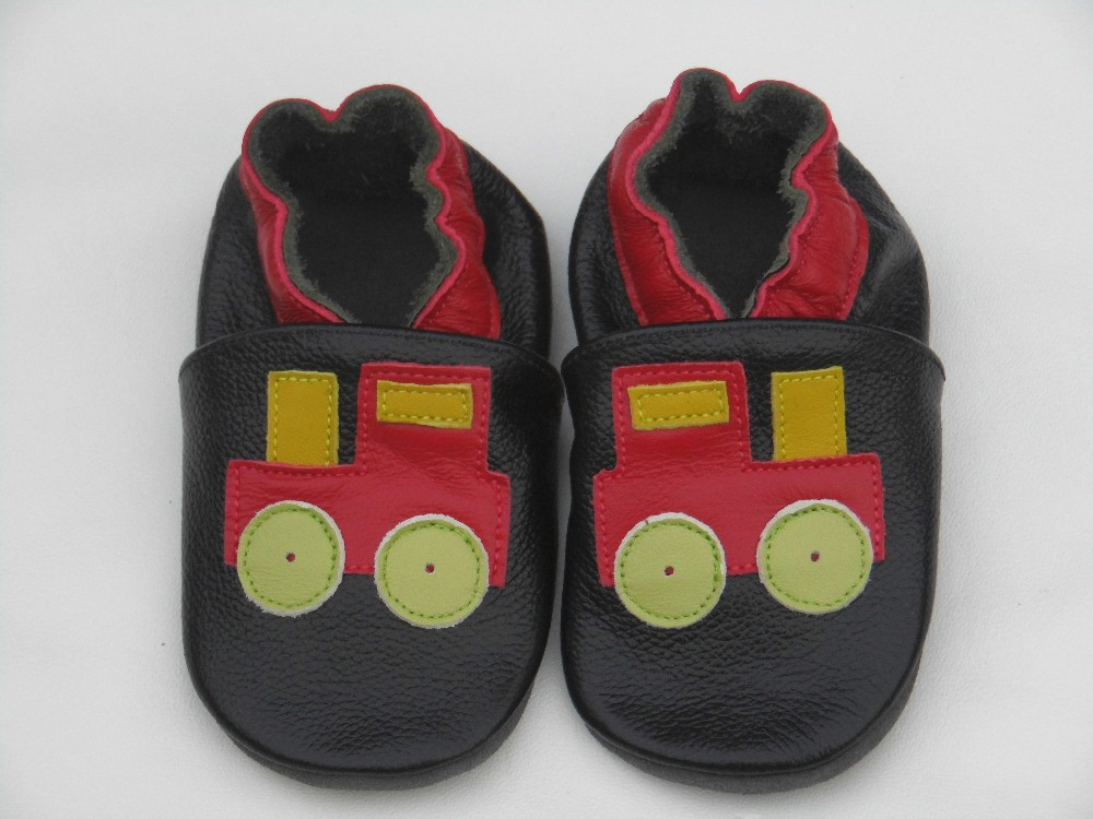 Guaranteed 100% soft soled Genuine Leather baby shoes1013 Free Shipping &Drop shipping