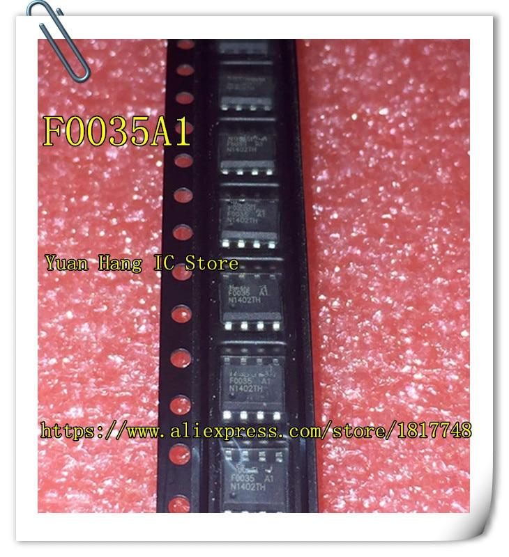 Free Shippin 20pcs/lot F0035A1 F0035 A1 FRECOM SOP-8 Original Authentic