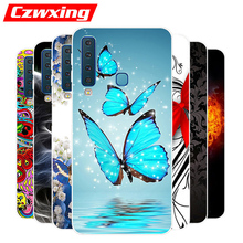 For Samsung Galaxy A9 2018 Case Silicone TPU Cover Phone Case For Samsung A9 2018 A920F A920 SM-A920F A 9 A92018 Case Soft 6.3 case for samsung galaxy a9 2018 case electroplated glitter fish scale soft silicon phone cover for samsung a9 2018 a920 cases