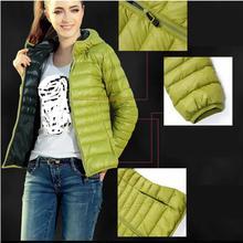 Базовая зимняя женская куртка на молнии с карманами и капюшоном, повседневная женская короткая теплая куртка с хлопковой подкладкой, тонкая однотонная куртка