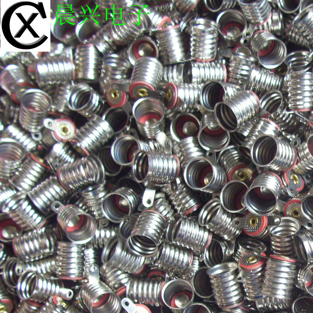 2.5V 0.3A Vintage Bulbs Screw Small Lamp Beads For Physical Teaching Experiment