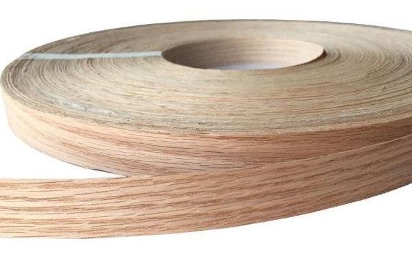1-square medidor/pcs Espessura: 0.5mm Ashtree Madeira Edgeband Móveis borda a Borda do Folheado De Madeira