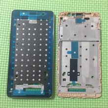Top Quality Black/White/Gold Front LCD Housing Faceplate bezel /middle frame For Xiaomi Redmi Note 3 / Note3 Pro Replacement
