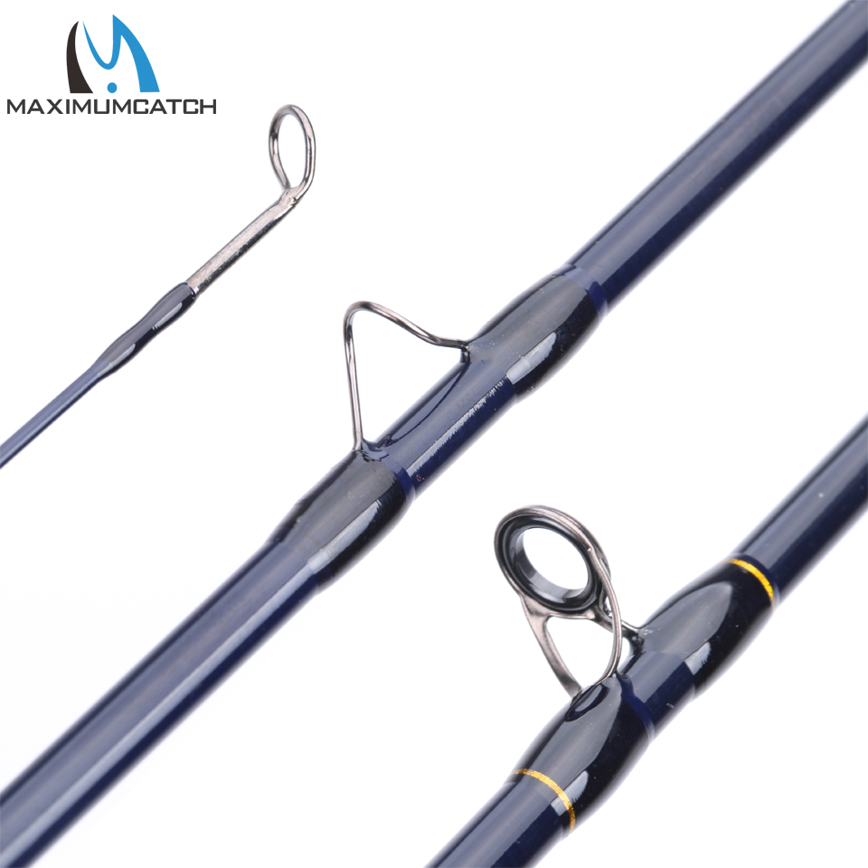 Maximumcatch graphite carbon fiber fly fishing rod with for Carbon fiber fishing rod