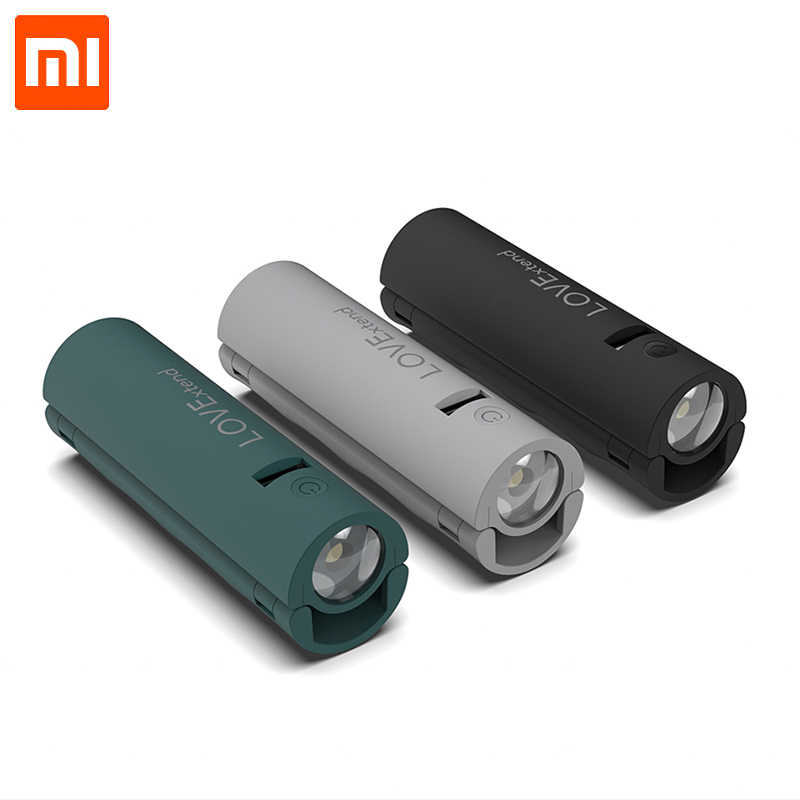 Xiaomi Youle Leven LOVExtend multifunctionele mobiele power Handvat Compact Zaklamp Draagbare noodstroom zaklamp handvat Out