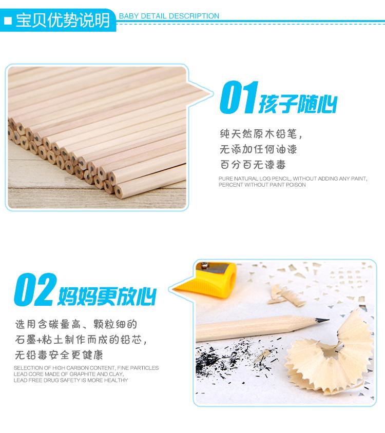 Standard Pencils [ 100 Piece Lot ] 5