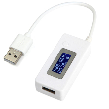 High Quality LCD Micro font b USB b font Charger Battery Capacity Voltage Current font b