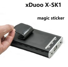 xDuoo X-SK1 High-tech Nano biological magic sticker player amp mobile phone charging treasure bundled tape(China)