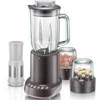 Blenders Intelligent cooking machine multifunctional household grinding glass juice meat grinder.