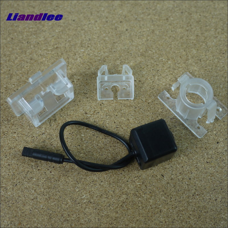 Liandlee For Mercedes Benz C180 C200 C280 C300 C350 C63 AMG Projection Lamp Prevent Rear Warning Light Haze Rain Fog Snow Lamps in Signal Lamp from Automobiles Motorcycles