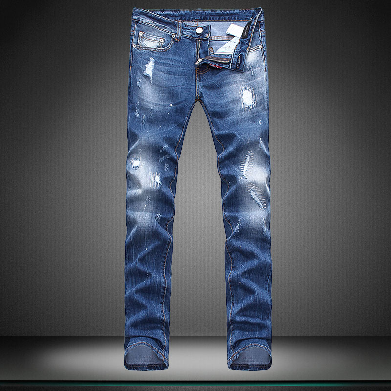 Do old designer brand of pants new Little feet pants boy jeans trousers