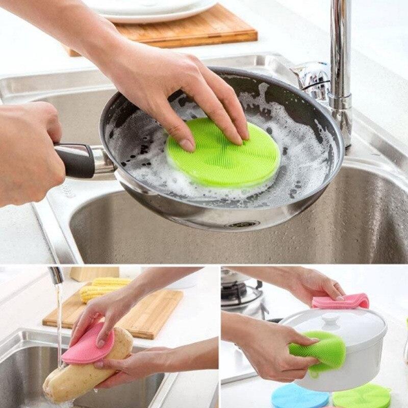 Reutilizados Keythemelife multiusos Cepillo De Limpieza de calidad Alimentaria d