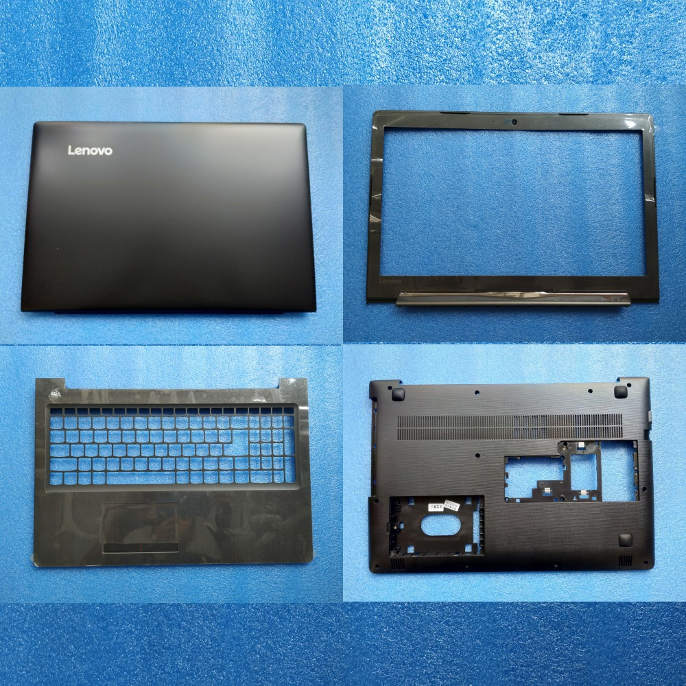 9590aa34f304 US $99.75 5% OFF|New For Lenovo ideapad 310 15 310 15IKB LCD back cover  Rear Case Front Bezel/almrest COVER/bottom Base Cover-in Laptop Bags &  Cases ...