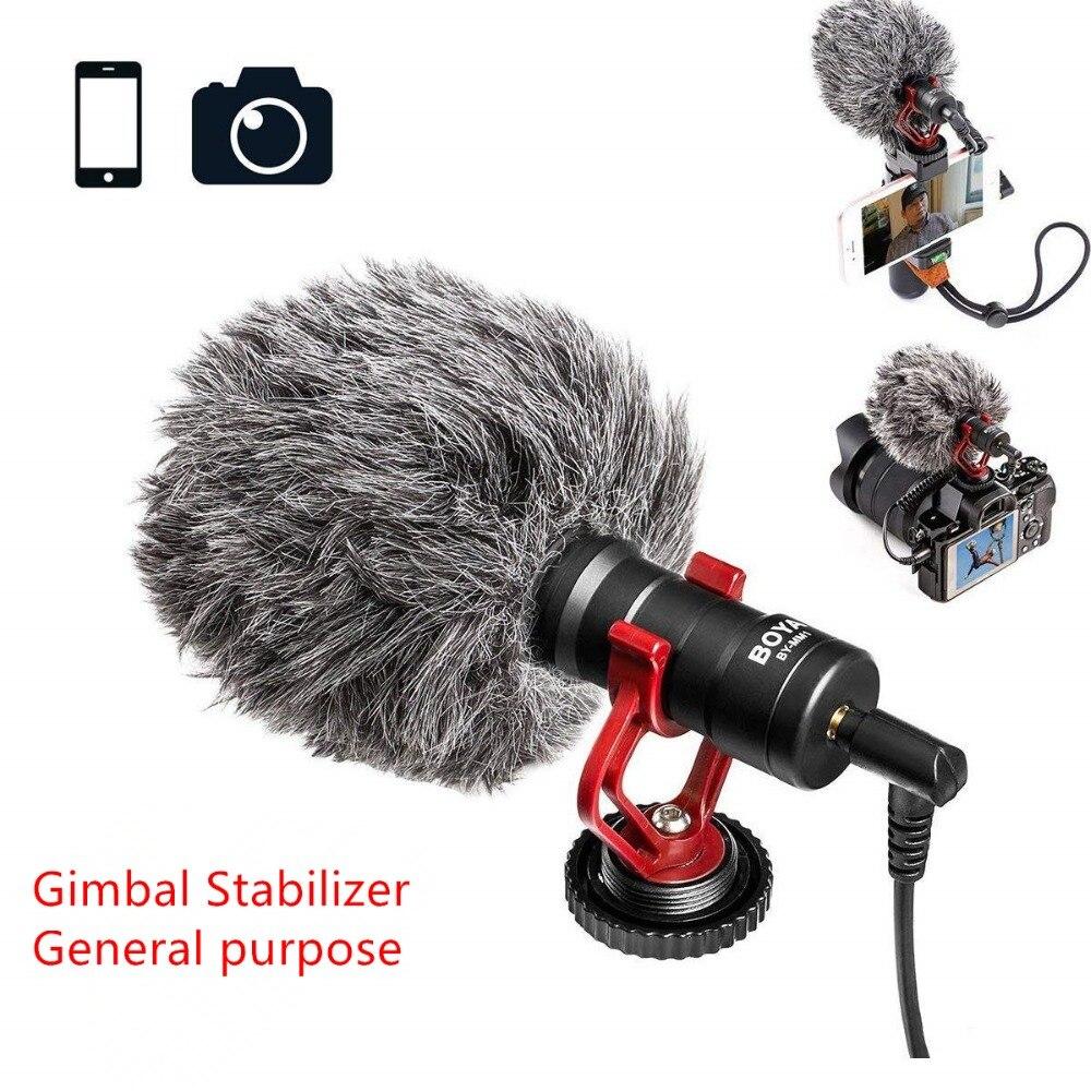 Video Microphone Youtube Vlogging Facebook Livestream