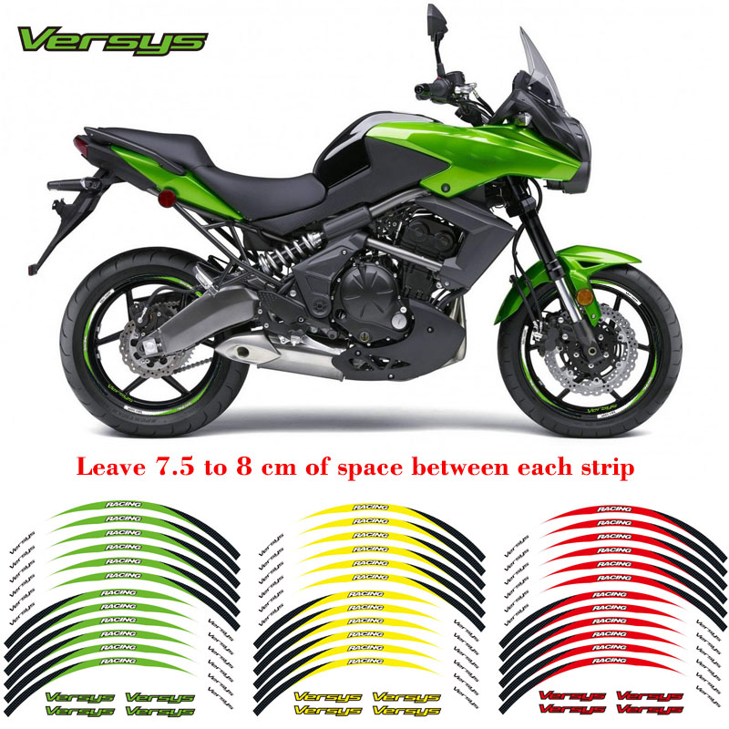 Rapid Outer Rim Liner Stripe for Yamaha YZF R1 Gloss Red
