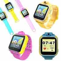 Mode montre Smart watch Enfants Montre-Bracelet Q730 3G GPRS GPS Locator Tracker Smartwatch Bébé Montre Avec Caméra Pour IOS Android