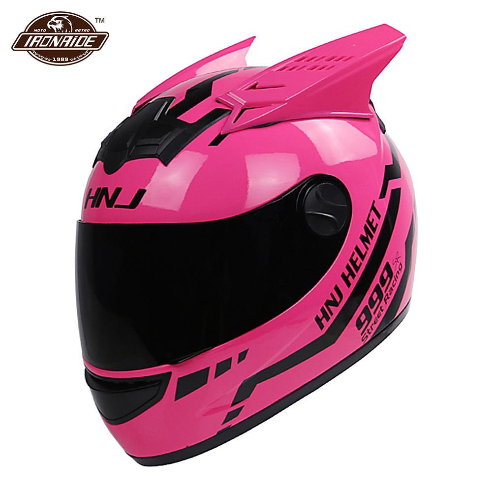 HNJ Motocross Helmet Motorcycle Helmet Off Road Riding Racing Moto Motobike Full Face Casco Moto Capacete Casque Helmet-in Helmets from Automobiles & Motorcycles    1