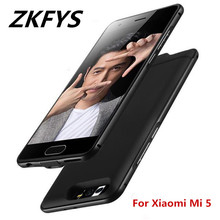 ZKFYS Portable Ultra Thin Fast Charger Battery Case 6000mAh For Xiaomi Mi 5 Power External Charging