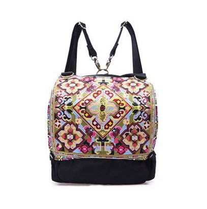 New Fashiin Floral Embroidery Women backpack!Hot Vintage embroidered Canvas Backrack fashion Top Fashion National Cover RucksackNew Fashiin Floral Embroidery Women backpack!Hot Vintage embroidered Canvas Backrack fashion Top Fashion National Cover Rucksack