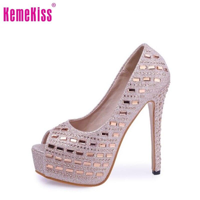 15 cm kadın yüksek topuk ayakkabı platformu peep toe açık ayakkabı seksi marka parti moda topuklu pompalar topuklu ayakkabı boyutu 34-39 P19189