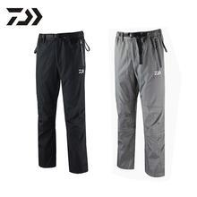 2017 новый Daiwa Рыбалка брюки водонепроницаемый держать теплый на открытом воздухе дышащий ДАВА Анти-УФ спорт Солнцезащитные DAIWAS Бесплатная доставка