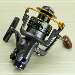 Image 5 - YUMOSHI 5.2:1 10+1 BB Front and Rear Drag Spinning Reels 3000 4000 5000 6000 Fishing Reels