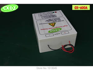 Image 3 - امدادات الطاقة الجهد العالي مع 5kv 60KV لإزالة الدخان لامبلاك والغبار ، أجهزة تنقية الهواء ، مولد الهواء المؤين HV EPS