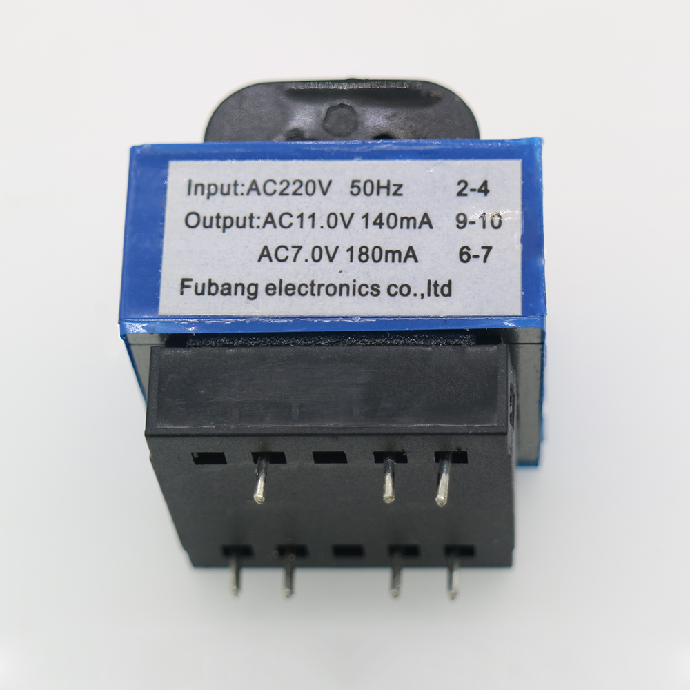 High quality new microwave oven transformer AC 220V to 11V/7V 140mA/180mA 7-pin of Microwave Oven PartsHigh quality new microwave oven transformer AC 220V to 11V/7V 140mA/180mA 7-pin of Microwave Oven Parts