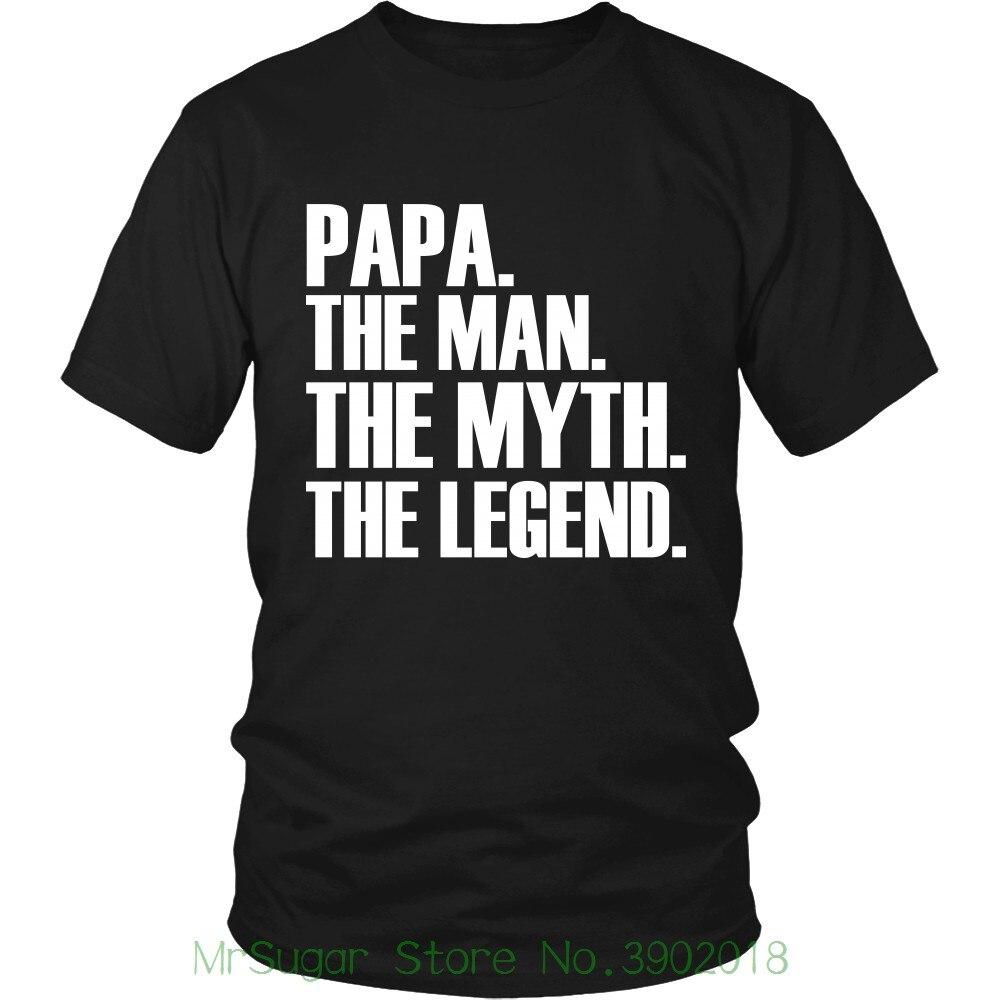 Fathers Day Gift T-shirt Husband Shirt Dad Shirt Papa Gift Cool Papa Tshirt New Man Design T-shirt Print