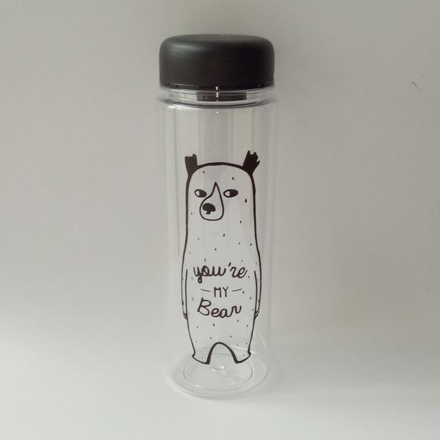 Tea Juice Bottle