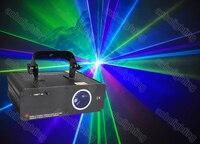 DMX Управление 400 МВт RGB DJ лазерный проектор освещения Show DJ событие вечерние клубной сцене